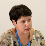Irina Egorova President of the Association of Art Industry Market Participants